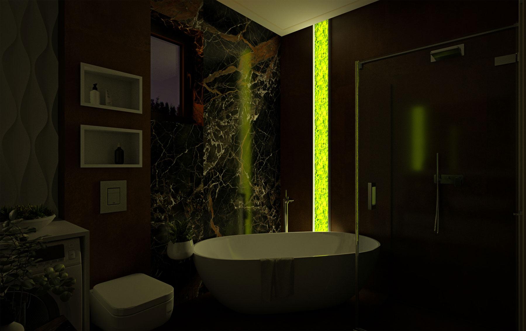 Bathroom scene - Bitopia Falticeni 3D rendering studio