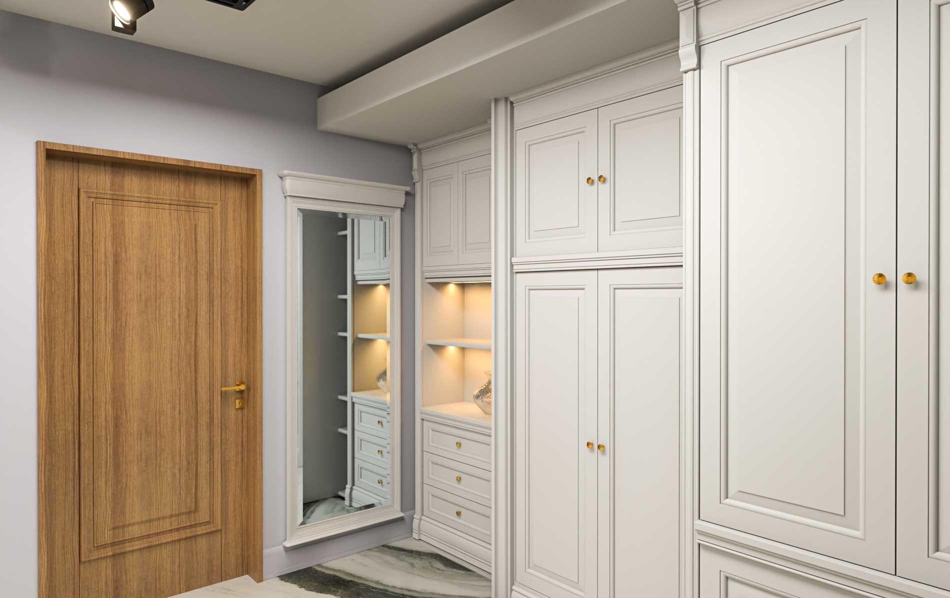 ArchViz Living Room - Bitopia 3D render studio Romania - Inerior Design